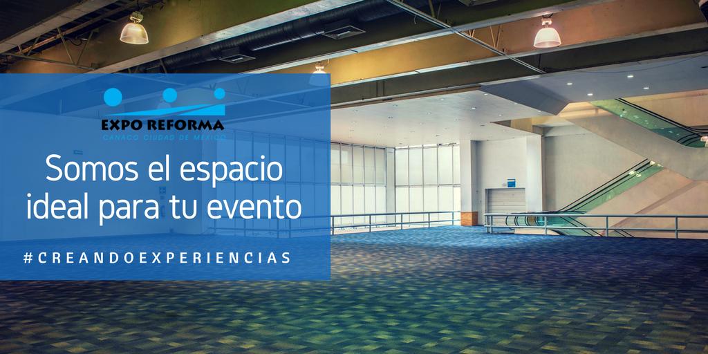 eventos en Exporeforma