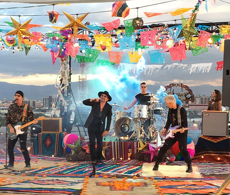 U2 en Exporeforma