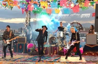 U2 graba videoclip de altura en la CDMX